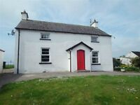 Charming 1acre Small-Holding with Character House, Self contained Cottage, 3 Stables and 9 outhouses