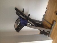 Barely used Tempo 610T Treadmill
