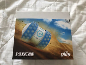 OLLIE APP ENABLED ROBOT .....BRAND NEW Cambridge Kitchener Area image 1