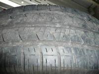4 pneus d'été 215/65/16 Firestone FR690