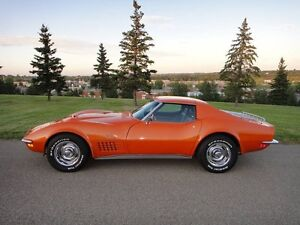 1972 Corvette 454/ LS5 4 Speed
