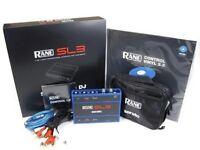 Rane Serato SL3 Blue Edition