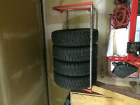 studded winter truck tires