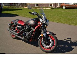 2007 Kawasaki Mean Streak 1600
