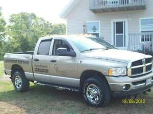 2003 dodge ram 2500 Cummings  turbo diesel plow truck