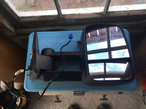 Passenger (right) Chevy Tow Mirror