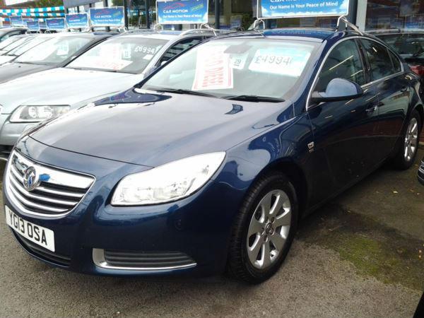 Vauxhall Insignia 2.0 CDTi ecoFLEX SE [160] [Start Stop] (FULL LEATHER+SAT NAV)-