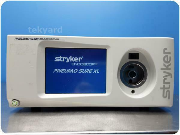 STRYKER ENDOSCOPY PNEUMOSURE XL 620-040-610 HIGH FLOW 45L INSUFFLATOR % (252919)
