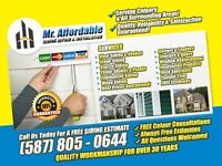 Low Prices on Stone, Stucco, Wood, Vinyl, Siding- Call Us Now