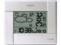 Oregon Scientific Weather Station with Wireless Temperature Sensor