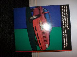 Timing Belt for 1996-2000 Dodge Caravan 3.0L V6 Prince George British Columbia image 1
