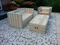 """Pallets For Sale. Good condition. Ideal for making garden furniture or flower planters. Size 38x46"""""""