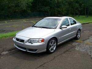 Parting out 2006 Volvo S60R