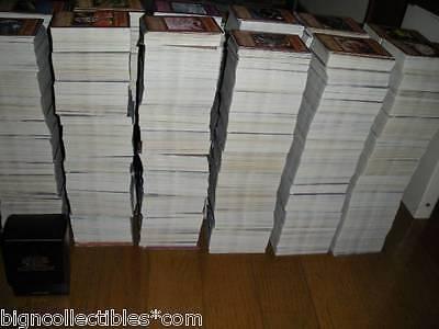 100 Yu-Gi-Oh Cards! 5 HOLO! NO DUPLICATES! *Gift Deck Pack* Xmas FREE SHIP