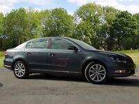 Volkswagen PASSAT EXECUTIVE TDI BLUEMOTION TECHNOLOGY (grey) 2014