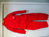 MUSTANG SURVIVAL ' FLOATER ' DRYSUIT