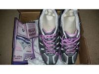 Skechers Shape-ups - Kinetix Response SRT - pink