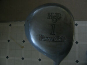 Used Men's RH Powerbilt Driver Kawartha Lakes Peterborough Area image 3