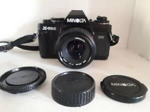 Minolta X-700 Camera with 50mm F1.7 FD lens