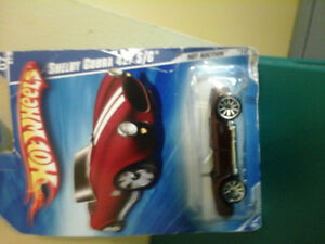 Hot Wheels, Hot Auction 10, Shelby Cobra 427 S/C  R7590