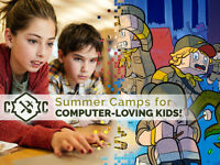 Summer Camps for Computer Loving Kids