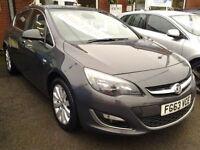 Vauxhall/Opel Astra 1.7CDTi 16v ecoFLEX 2013 SE