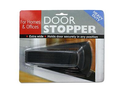 """Rubber Door Stop Stopper 6.5"""""""