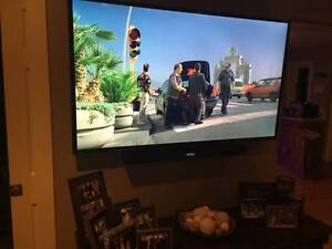65 inch LG 1080P SLIM LED TV and Lg Blue Ray Player - $170