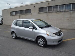 2007 Honda Fit LX Hatchback.1.5L. Automatic.AC....