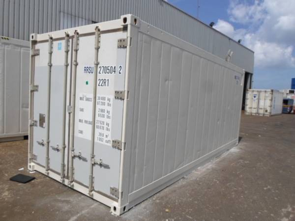 20ft Refrigerated Shipping Containers Sale On Now