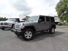 2014 Jeep Wrangler Unlimited Convertible Springfield Lakes Ipswich City Preview