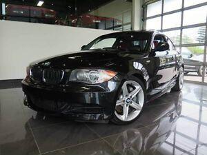 BMW Série 1|135i|COUPE|INTERIEUR ROUGE|AUTO|TOIT|NAVIGATION|