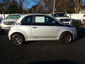 2012 fiat 500 sports full equiper 76000km