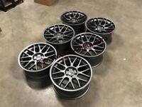 19″ Inch STROM STR2 RC Wheels BMW E90 E91 E92 E93 F10 F11 F30 F31 F33 M3 4 5 Series 5X120