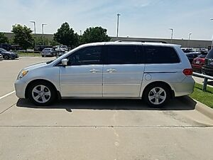 2010 Honda Odyssey Touring - Fully Loaded