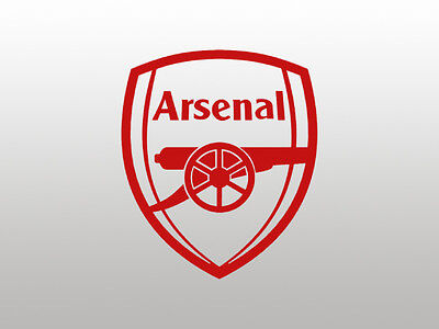 Arsenal Fc Football Soccer Decal Sticker