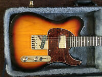 G&L Tribute ASAT Classic (Telecaster) with hard case (G and L)