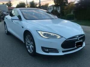 2014 Tesla S 85 under Tesla warranty