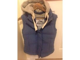 Women's Superdry Gilet Small
