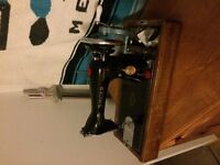 Singer Hand Crank Sewing Machine (Reduced Price)