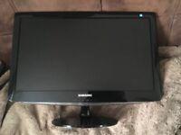 Samsung 24 inch monitor