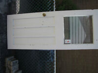 Exterior Solid Wood Door