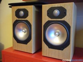 Monitor Audio Silver S1 - Superb Speakers