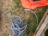 25 foot roofing rope