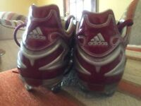 £15 if gone by weekend!!! Adidas traxion predator football boots SIZE 7