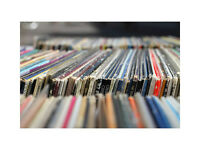 Dj vinyls wanted