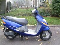 Honda lead 100 ( cheap transport)