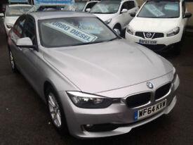 BMW 3 Series 320d EfficientDynamics (FULL LEATHER+SAT NAV)