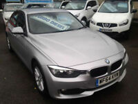 BMW 3 Series 320d EfficientDynamics (FULL LEATHER+SAT NAV)