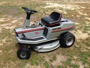 wanted lawn and garden tractors